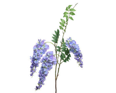 Rostlina VISTÁRIE 93 cm - modrá, Kaemingk