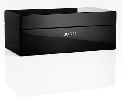 Box velký LIFESTYLE 21,5x11,5x7,5 cm - černý, JOOP!