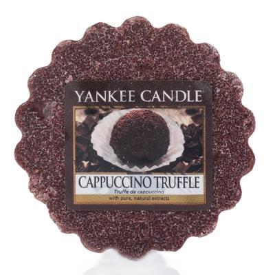 Vosk Cappuccino Truffle, Yankee Candle
