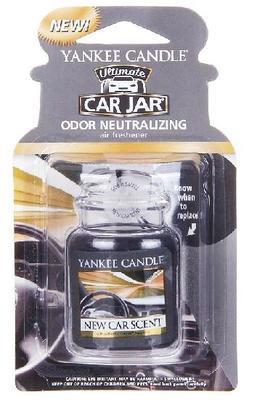 Vůně do auta New Car Scent, Yankee Candle