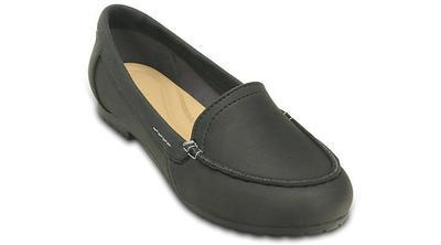Mokasíny MARIN COLORLITE LOAFER W6 black/black, Crocs