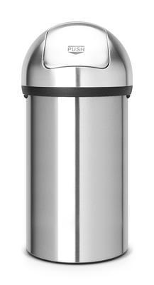 Koš odpadkový PUSH BIN 60 l - matná ocel, Brabantia
