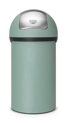Koš odpadkový PUSH BIN 60 l - minerální mátová, Brabantia