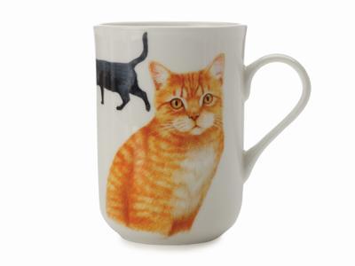 Hrnek Cat British CASHMERE PETS 300 ml, Maxwell & Williams