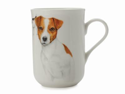 Hrnek Dog Jack Russel CASHMERE PETS 300 ml, Maxwell & Williams