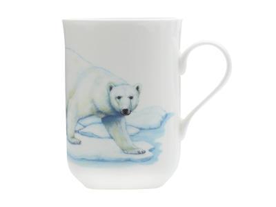 Hrnek Lední medvěd ANIMALS OF THE WORLD 300 ml, Maxwell & Williams