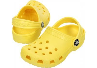 Boty CLASSIC KIDS M2 / W4 sunshine, Crocs