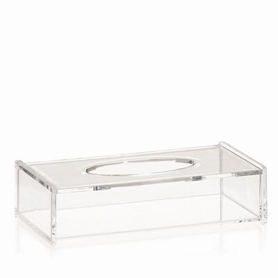 Box na papírové kapesníky CLEAR 26x13,5x6,5 cm, Kela