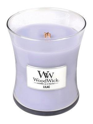 Svíčka střední - Lilac - 275 g, WoodWick