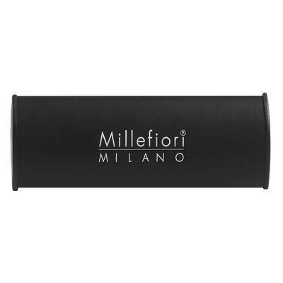 Vůně do auta ICON CLASSIC Oxygen - Black, Millefiori
