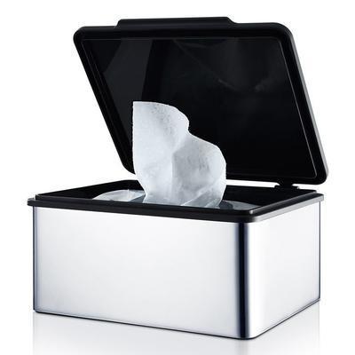 Box na vlhčené ubrousky MENOTO - lesk, Blomus