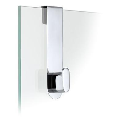 Háček na skleněné dveře AREO 14 cm, Blomus
