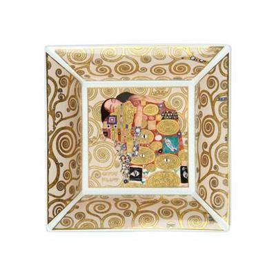 Mísa ARTIS ORBIS G. Klimt - Expectation - 24x24 cm, Goebel