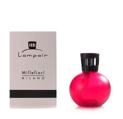 Katalytická lampa SPHERE - Dark Red, Millefiori