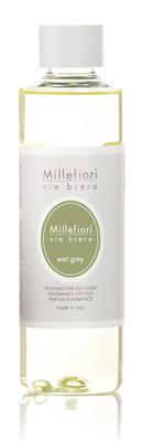 Náplň do difuzéru VIA BRERA 250 ml - Earl Grey, Millefiori