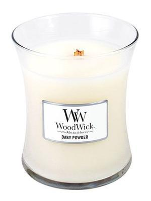 Svíčka 275 g Baby Powder WoodWick