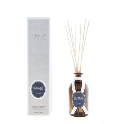 Aroma difuzér VIA BRERA 250 ml - Cristal, Millefiori
