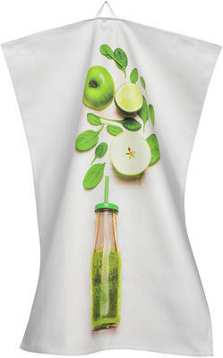 Utěrka kuchyňská 50x70 cm - smoothie green, Sander