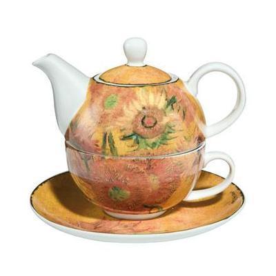 Čaj pro jednoho ARTIS ORBIS V. van Gogh - Sunflowers - 350 ml, Goebel