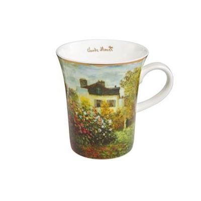 Hrnek ARTIS ORBIS C. Monet - The Artist's House - 400 ml, Goebel