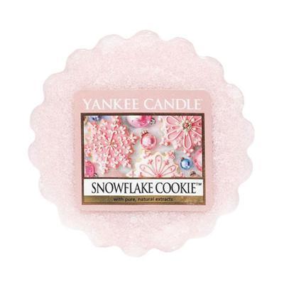 Vosk Snowflake Cookie, Yankee Candle
