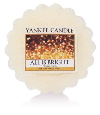 Vosk All is Bright, Yankee Candle