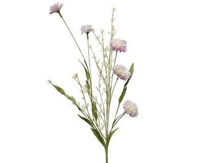 Svazek jiřin, 7x14x70cm, růžový, Kaemingk