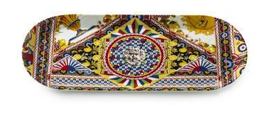 Podnos servírovací BOUTIQUE - SANTA ROSALIA 33x15 cm, Palais Royal