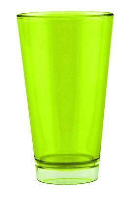 Sklenice tónovaná TINTED 300 ml - zelená, Zak!