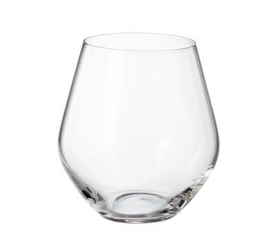 Sklenice na vodu MICHELLE / GRUS 500 ml, Crystalite Bohemia