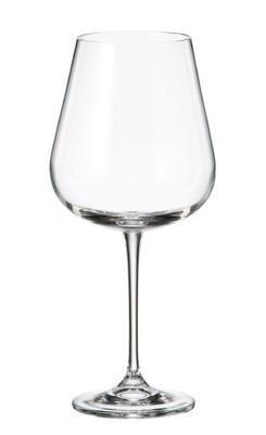 Sklenice na červené víno AMUNDSEN / ARDEA 670 ml, Crystalite Bohemia