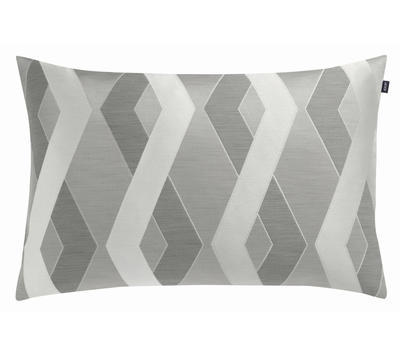 Povlak dekorační na polštář J! TWIST 40x60 cm - grau, JOOP!
