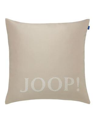 Povlak dekorační na polštář J! PAILETTE 50x50 cm - sand, JOOP!