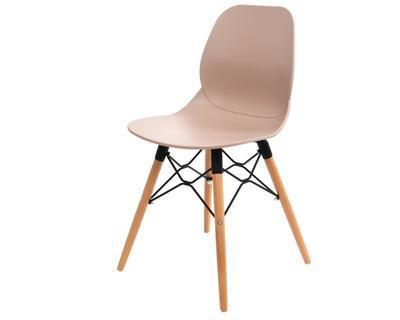 Židle jídelní RŮŽOVÁ 46,5x46x83,5cm, Kaemingk
