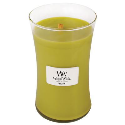 Svíčka velká - Willow - 609,5 g, WoodWick