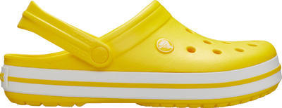 Boty CROCBAND Lemon/White, UNISEX vel. 42.5, Crocs