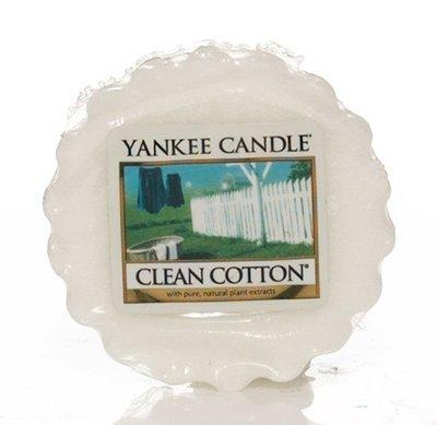 Vosk Clean Cotton, Yankee Candle