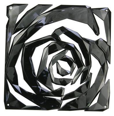 Dekorace závěsná B1 ROMANCE - černá, Koziol