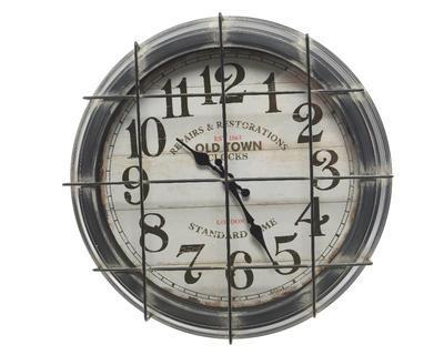 Nástěnné hodiny INDUSTRIAL, Kaemingk