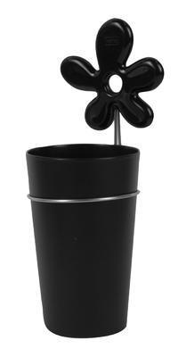 Držák na kelímek A-PRIL černý, Koziol