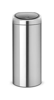 Koš odpadkový TOUCH BIN 30 l - matná ocel FPP, Brabantia