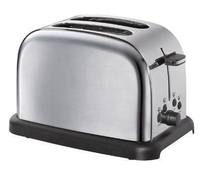 Toaster RETRO (na 2 toasty) st/st, Cilio