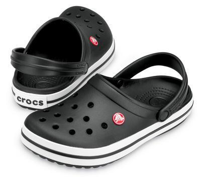 Boty CROCBAND M8 / W10 black, Crocs