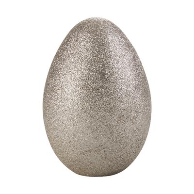 """Velikonoční dekorace - Vajíčko LUCCICHIO """"L"""" 9x9x13 cm, Wittkemper"""