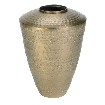 "Váza NY ANTIQUE ""S"" 19x19x26 cm - zlatá, Wittkemper"