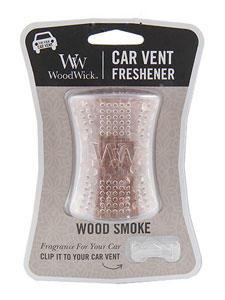 Vůně do auta - Kouř z cedrového dřeva - 10 g, WoodWick