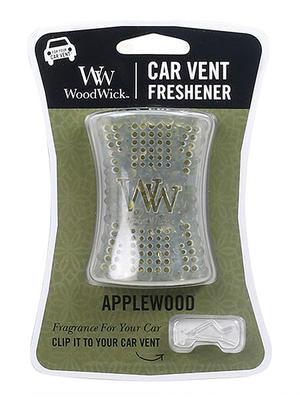 Vůně do auta - Jabloňové dřevo - 10 g, WoodWick