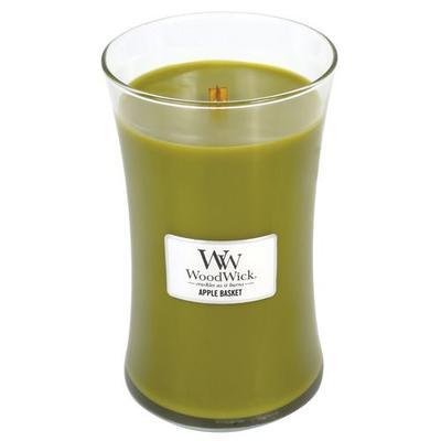 Svíčka 609,5 g, Apple Basket, WoodWick