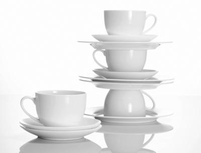 Souprava kávová CASHMERE 12 ks, Maxwell & Williams