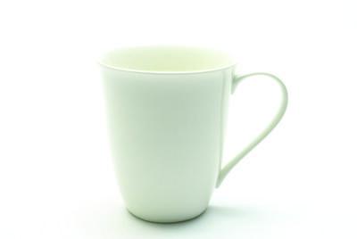 Hrnek WHITE BASICS MOTION 400 ml, Maxwell & Williams
